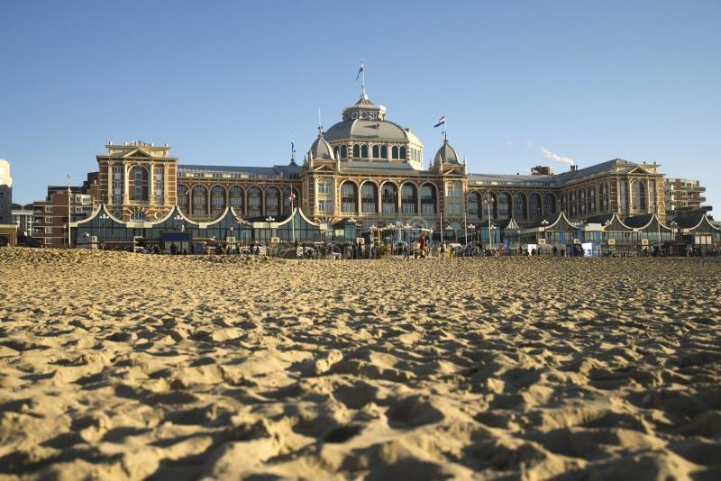 Download Kurhaus Scheveningen stock photo. Image of blue, netherlands - 4433214