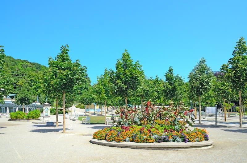 Download Kurpark In Baden Bei Wien, Austria. Editorial Stock Photo - Image: 35434018