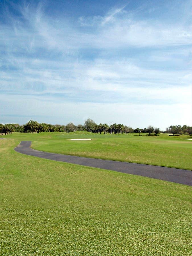 Download Kurs golfa obraz stock. Obraz złożonej z transakcja, bunkier - 1022155