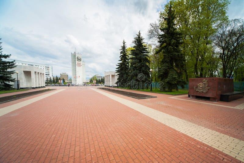 Kursk Rusland royalty-vrije stock afbeeldingen