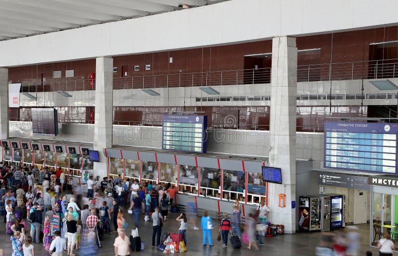 Download Kursky Kolejowy Terminal Jest Jeden Dziewięć Kolejowych Terminali W Moskwa, Rosja (także Znać Jako Moskwa Kurskaya Kolej) Obraz Editorial - Obraz złożonej z transport, moscow: 57669120
