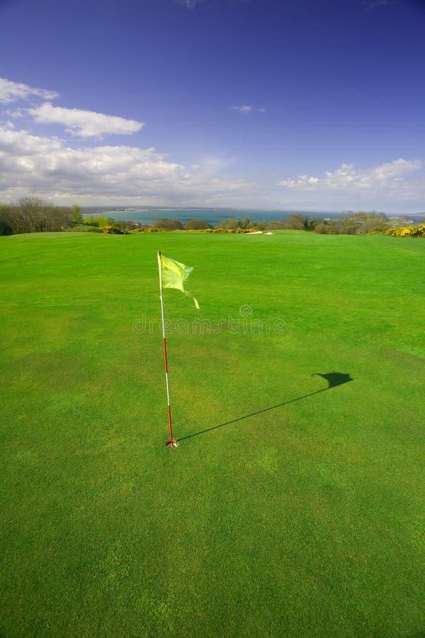 kursowy golf obraz royalty free