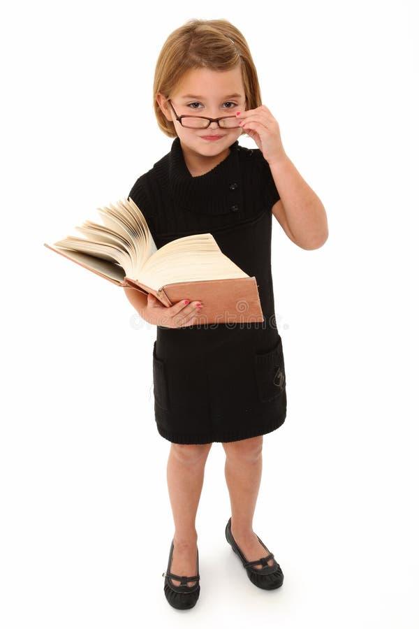 Kursteilnehmer-Lehrer stockbilder