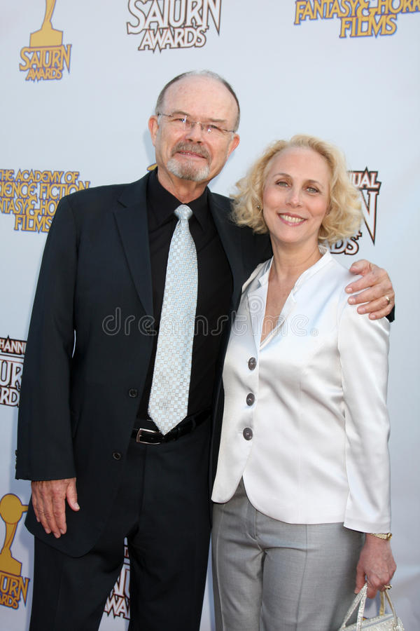 Kurtwood Smith royalty-vrije stock fotografie