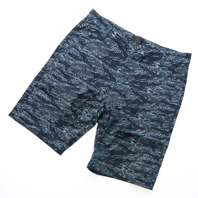 Kurze Hosen für Männer lizenzfreie stockbilder