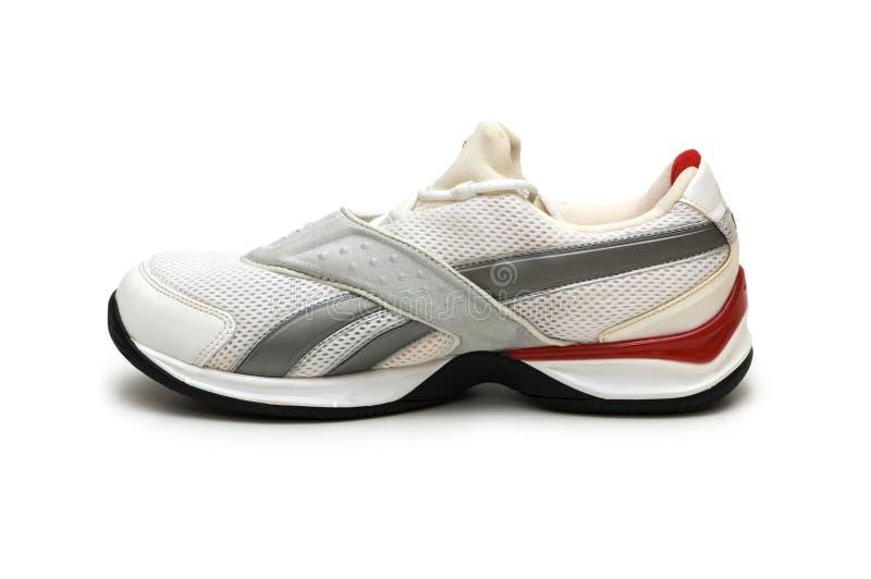 Kurze Schuhe getrennt lizenzfreies stockbild