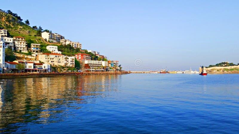 Kusadasi, die Türkei lizenzfreies stockfoto
