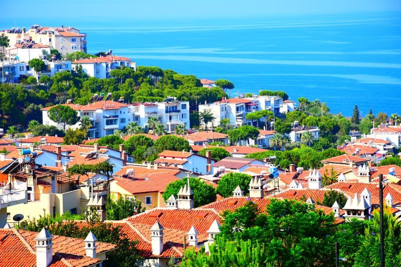 Kusadasi, Turkije stock foto