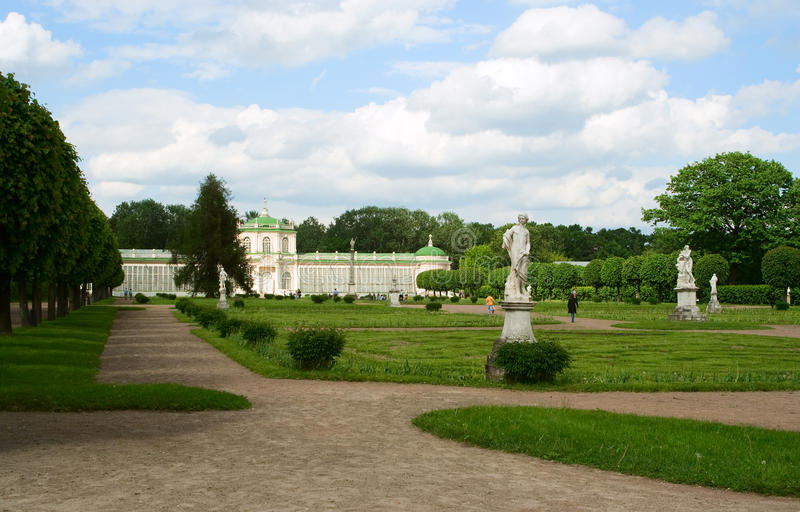 Download Kuskovo Estate, Moscow: General View Stock Photo - Image: 18545174
