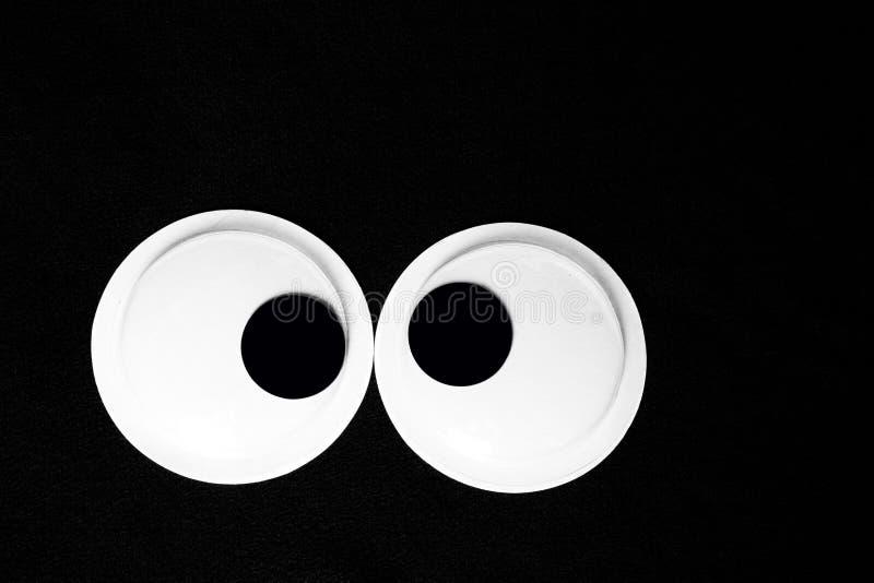 Kuslig Eyes-2 arkivbild