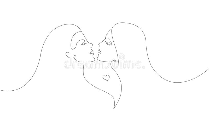 Mädchen küssen Mädchen Vol