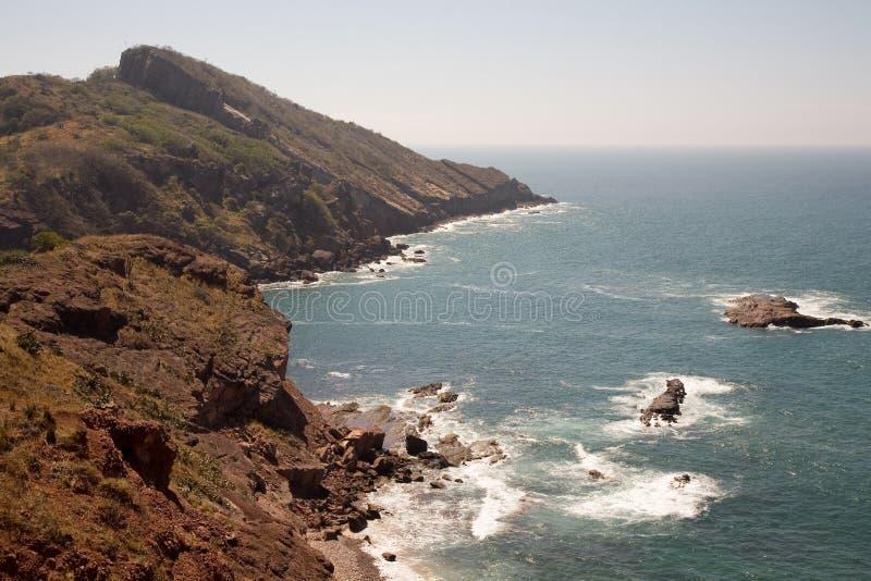 kust royaltyfria bilder