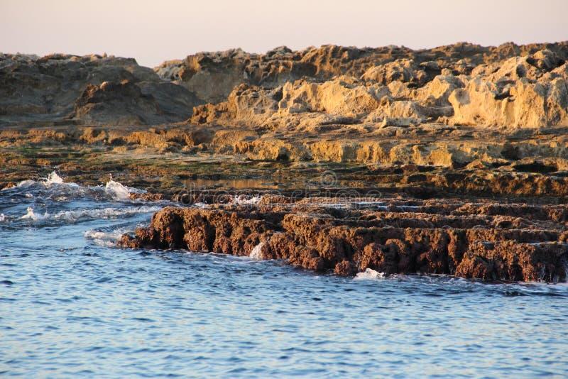 kust stock afbeelding