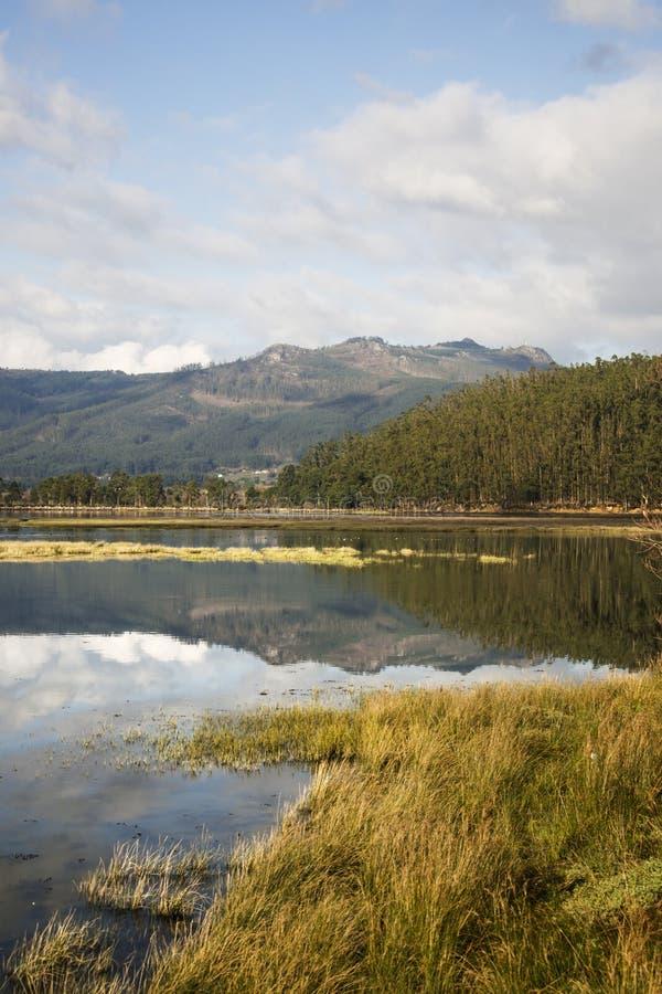 Download Kust av Galicia arkivfoto. Bild av solljus, kant, kust - 37346668