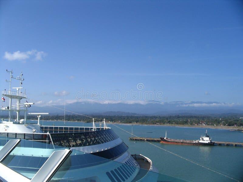 Download Kust Costa Rica fotografering för bildbyråer. Bild av karibiskt - 987739