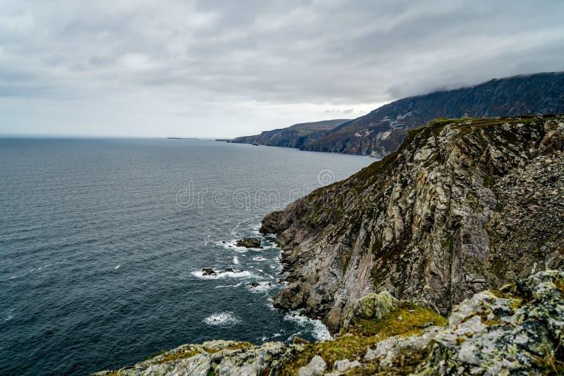 Kust- områden av Irland fotografering för bildbyråer