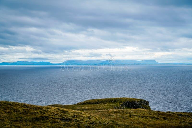 Kust- områden av Irland royaltyfri fotografi