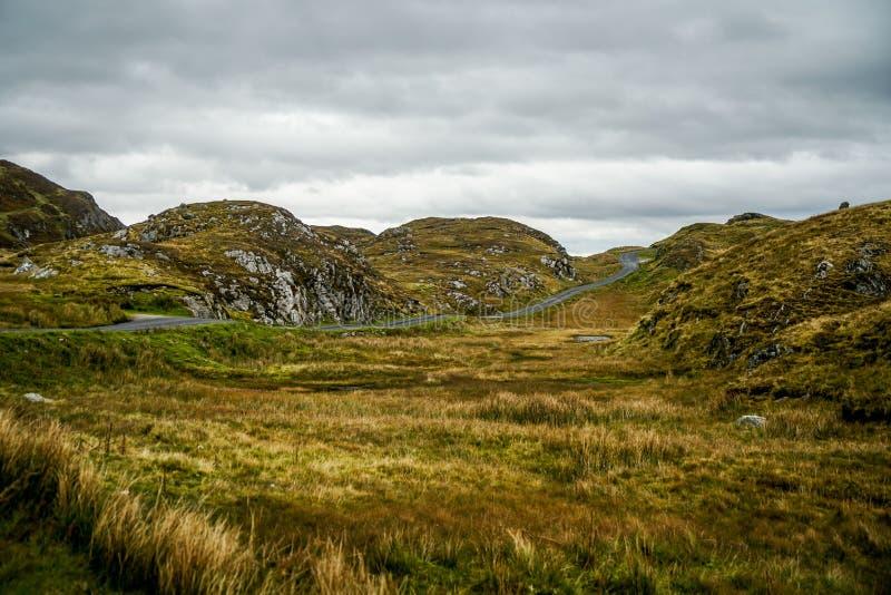 Kust- områden av Irland arkivbilder