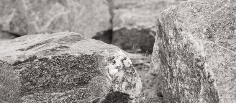 Kust rots-achtergrond stock foto