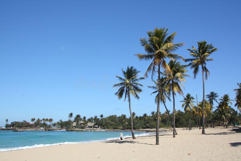 Kust in strand Bacuranao - II stock afbeeldingen