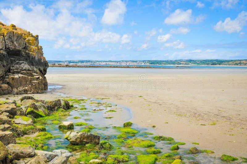 Kust van Cornwall royalty-vrije stock afbeeldingen