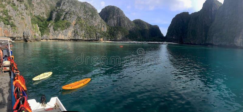 Kustgebied van Thailand stock fotografie
