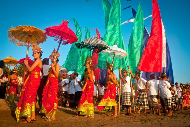 Kuta καρναβάλι στοκ φωτογραφία με δικαίωμα ελεύθερης χρήσης