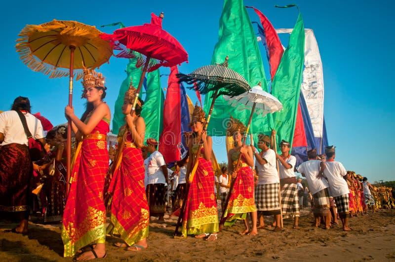 Kuta καρναβάλι στοκ φωτογραφίες με δικαίωμα ελεύθερης χρήσης