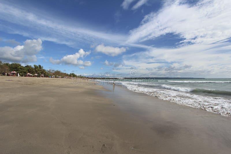 kuta Индонесии пляжа bali стоковые фото