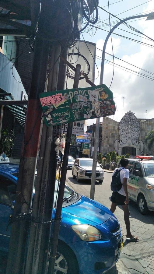 Kuta, Bali fotografia de stock