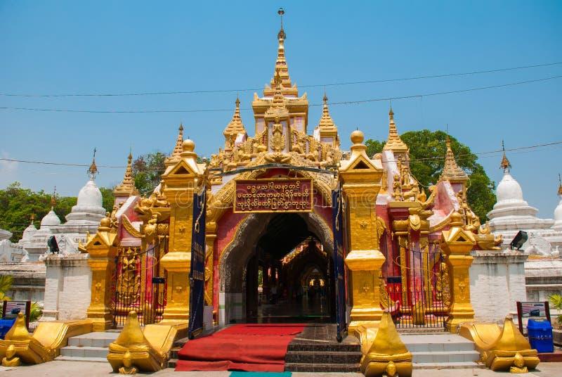Download Kuthodaw塔在曼德勒,缅甸 缅甸 编辑类库存图片. 图片 包括有 缅甸, 遗产, 聚会所, 普遍, 地标 - 72365759