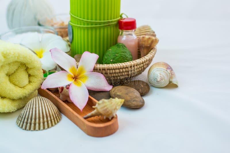 Kuuroord en Thaise massage royalty-vrije stock foto's