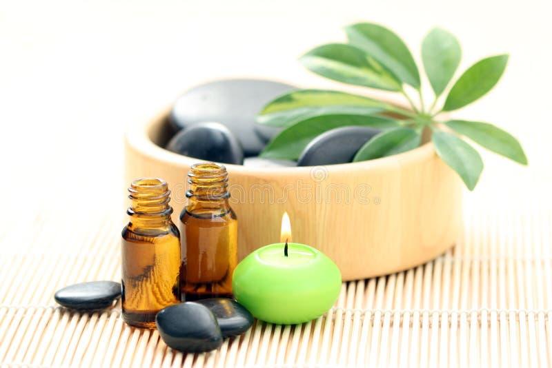 Kuuroord en wellness stock fotografie