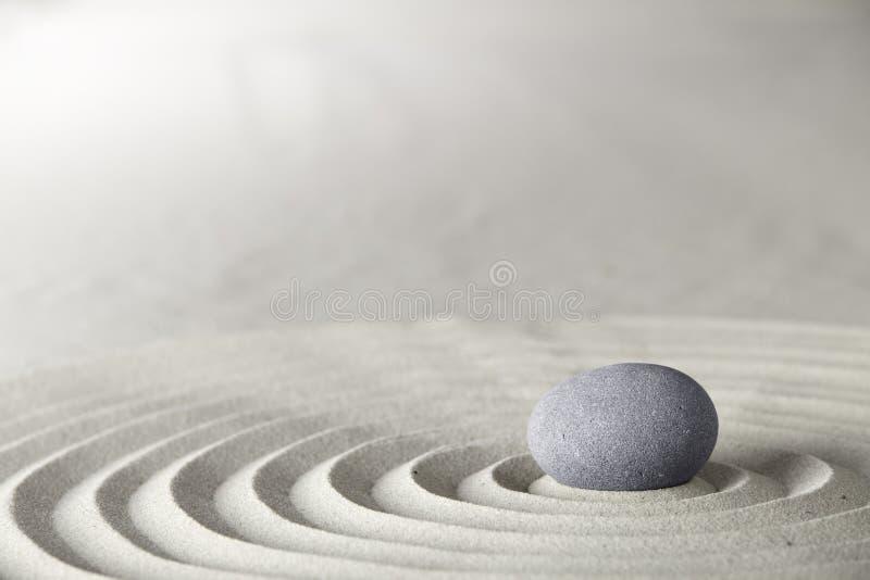 Kuuroord of zen achtergrond royalty-vrije stock afbeelding