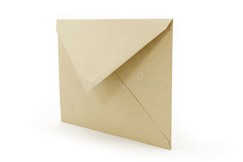 kuvert royaltyfria bilder