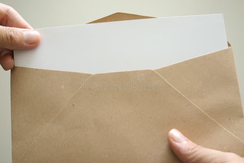 kuvert arkivfoton