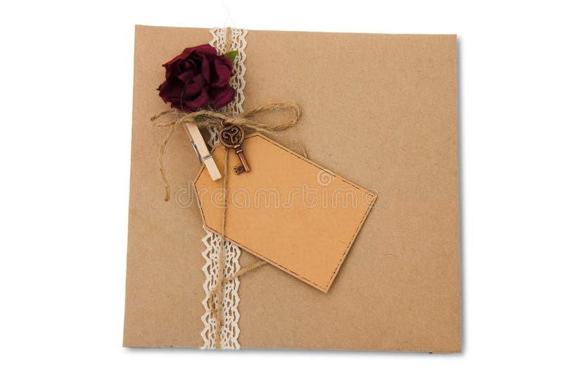 Kuvertpapper med steg fotografering för bildbyråer