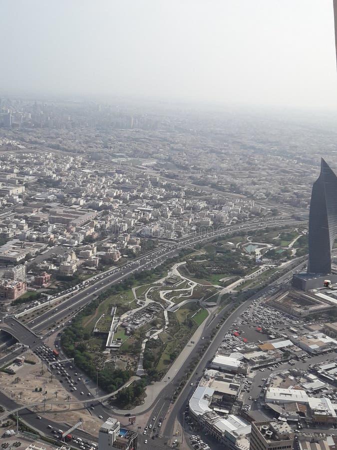 Kuwait royaltyfria bilder