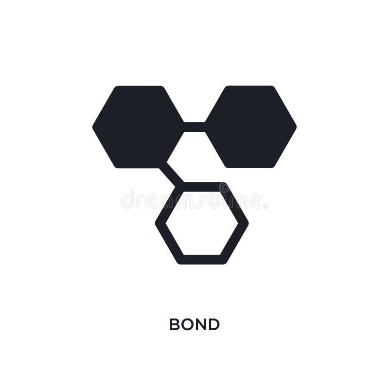 kvalitetsisolerad symbol enkel beståndsdelillustration från vetenskapsbegreppssymboler kvalitetsredigerbar design för logoteckens royaltyfri illustrationer
