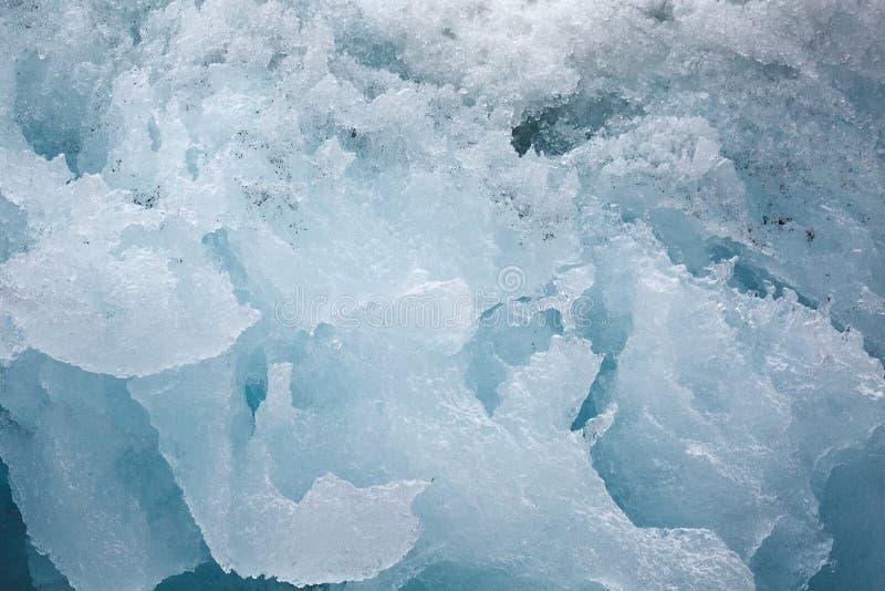 Kvarter av glaciäris fotografering för bildbyråer