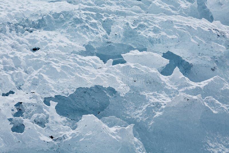 Kvarter av glaciäris royaltyfri foto