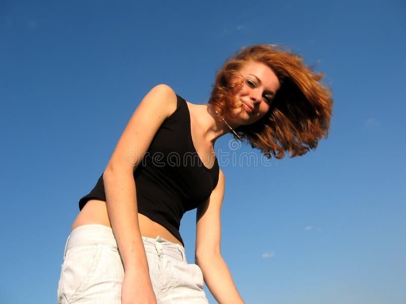 kvinna fotografering för bildbyråer