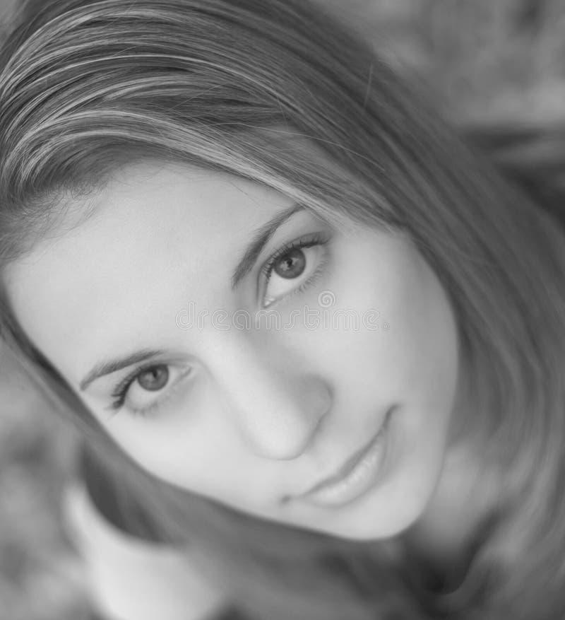 Download Kvinna arkivfoto. Bild av ögon, gulligt, kvinnor, nätt, barn - 44970