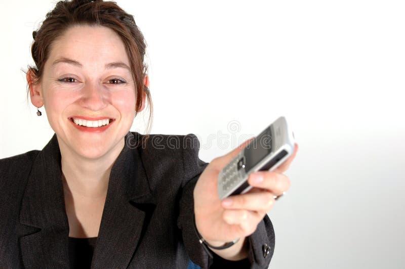 kvinna för 10 affär royaltyfria foton