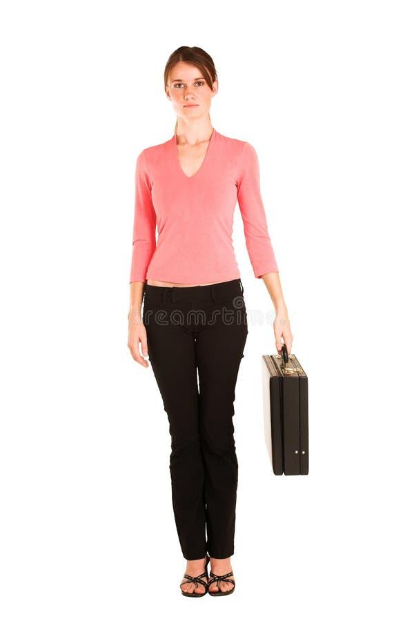 Download Kvinna för 429 affär arkivfoto. Bild av skönhetsmedel, hår - 514622