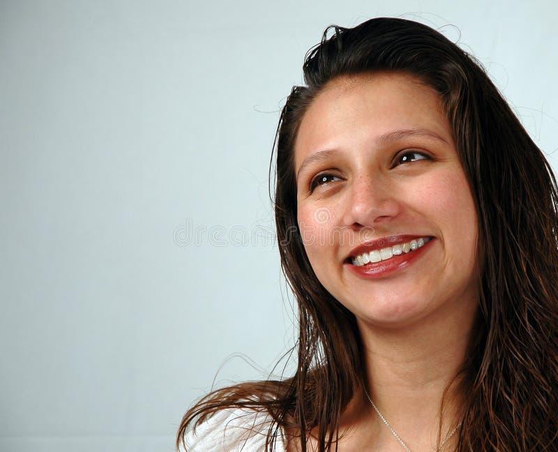 Download Kvinna för stående s fotografering för bildbyråer. Bild av flicka - 32383