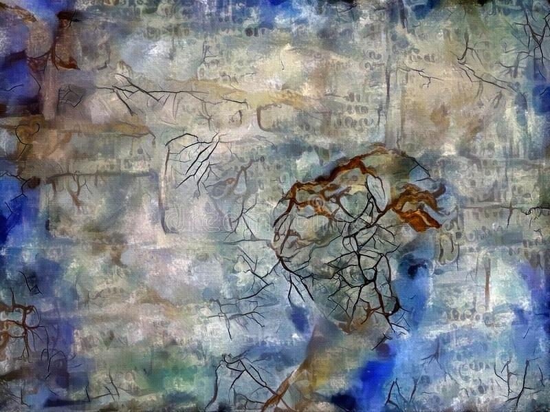 Kvinna i pastellfärgade färger vektor illustrationer