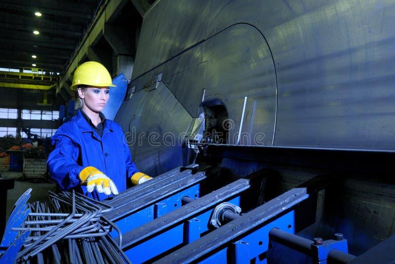 kvinnaarbetare arkivfoton