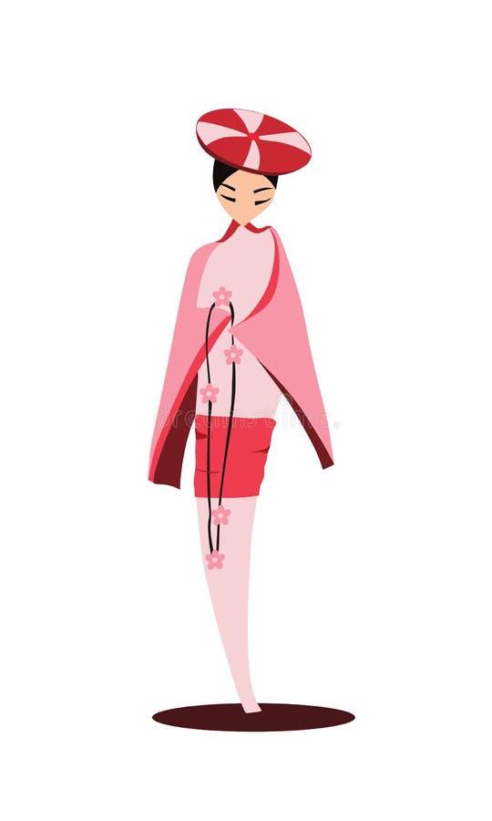 Kvinnavärld - kinesisk arbetare royaltyfria foton