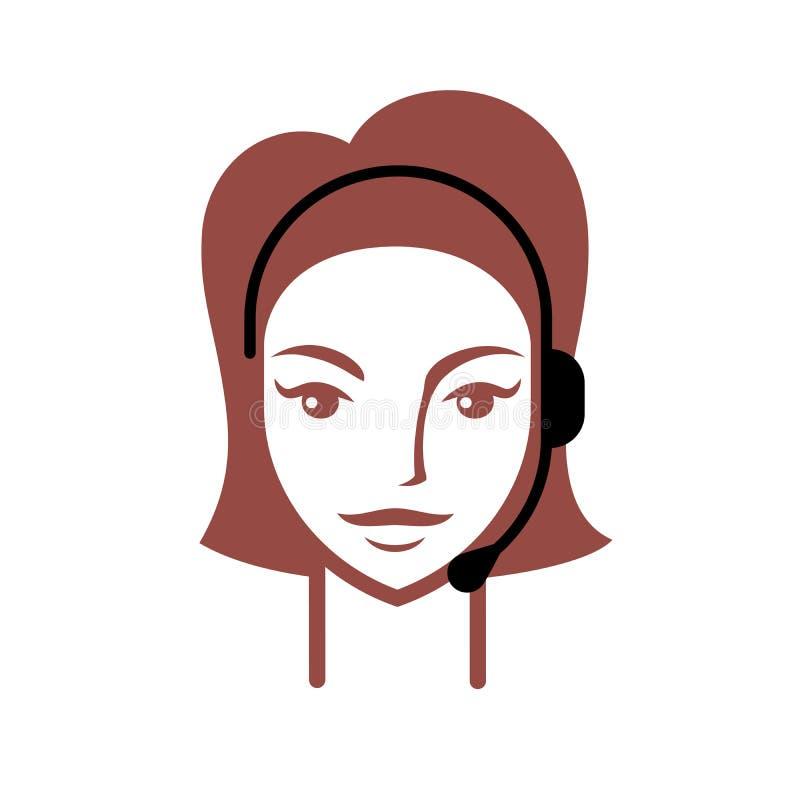 Kvinnlig elevrepresentantappellmitt royaltyfri illustrationer